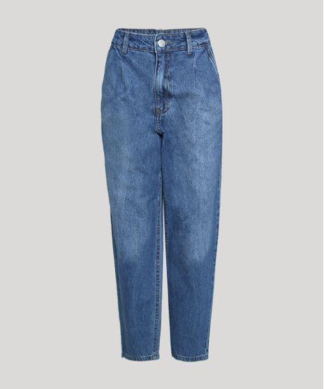 Calca-Jeans-Feminina-Baggy-Cintura-Super-Alta-Azul-Medio-9946113-Azul_Medio_1
