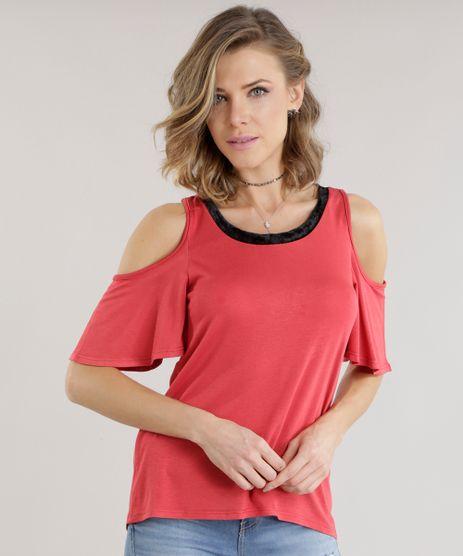 Blusa-Open-Shoulder-com-Veludo-Vermelha-8716000-Vermelho_1