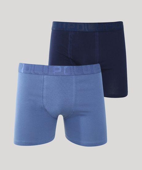 Kit-de-2-Cuecas-Masculinas-Lupo-Boxer-Azul-9946595-Azul_1