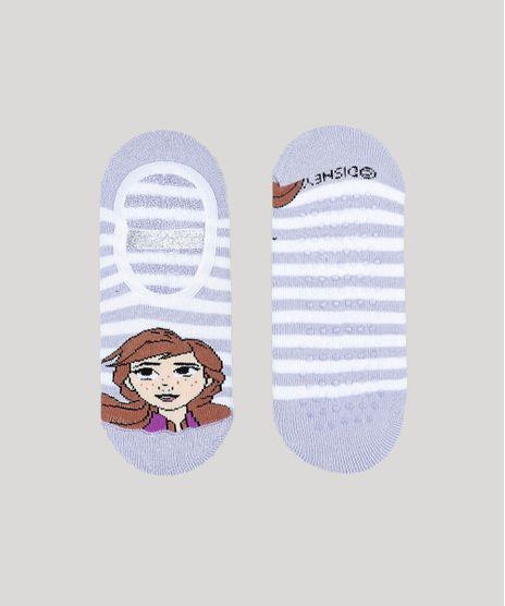 Meia-Infantil-Sapatilha-Anna-Frozen-Listrada-com-Lurex-Lilas-9805382-Lilas_1