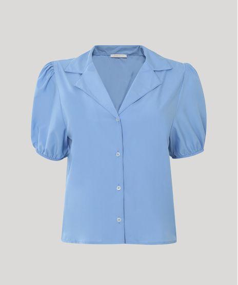 Camisa-Feminina-Manga-Bufante-Azul-Claro-9943147-Azul_Claro_1