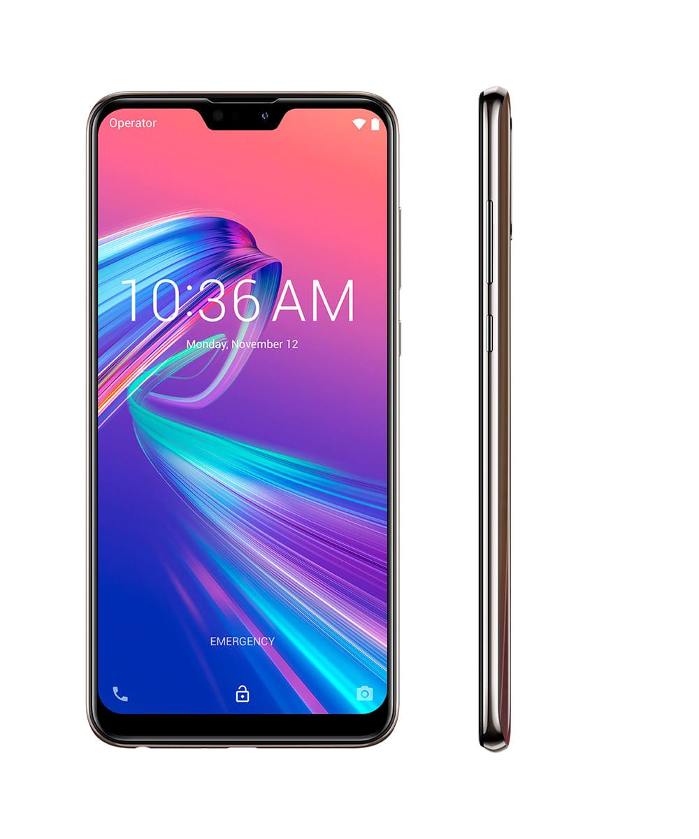 Smartphone Asus ZE631KL Max Pro M2 64GB Titanium