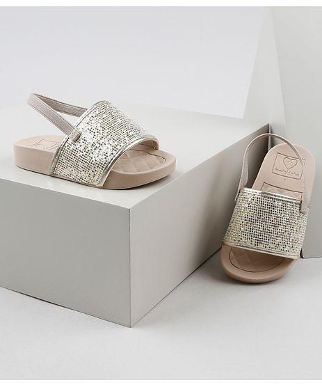 Chinelo-Slide-Infantil-Molekinha-com-Glitter-e-Elastico-Dourado-9949102-Dourado_1