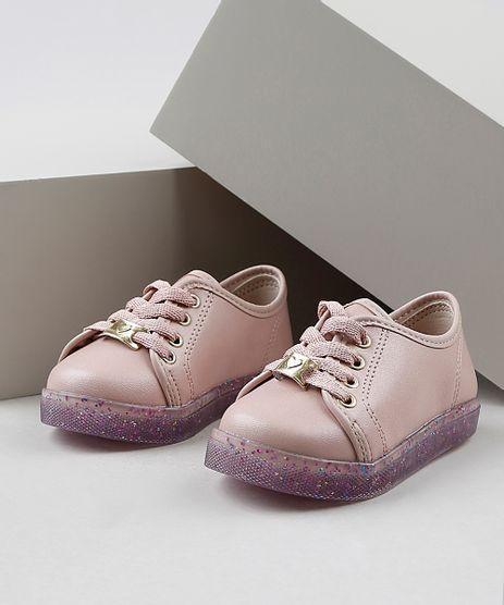 Tenis-Infantil-Molekinha-Sola-com-Glitter-Rosa-9949096-Rosa_1