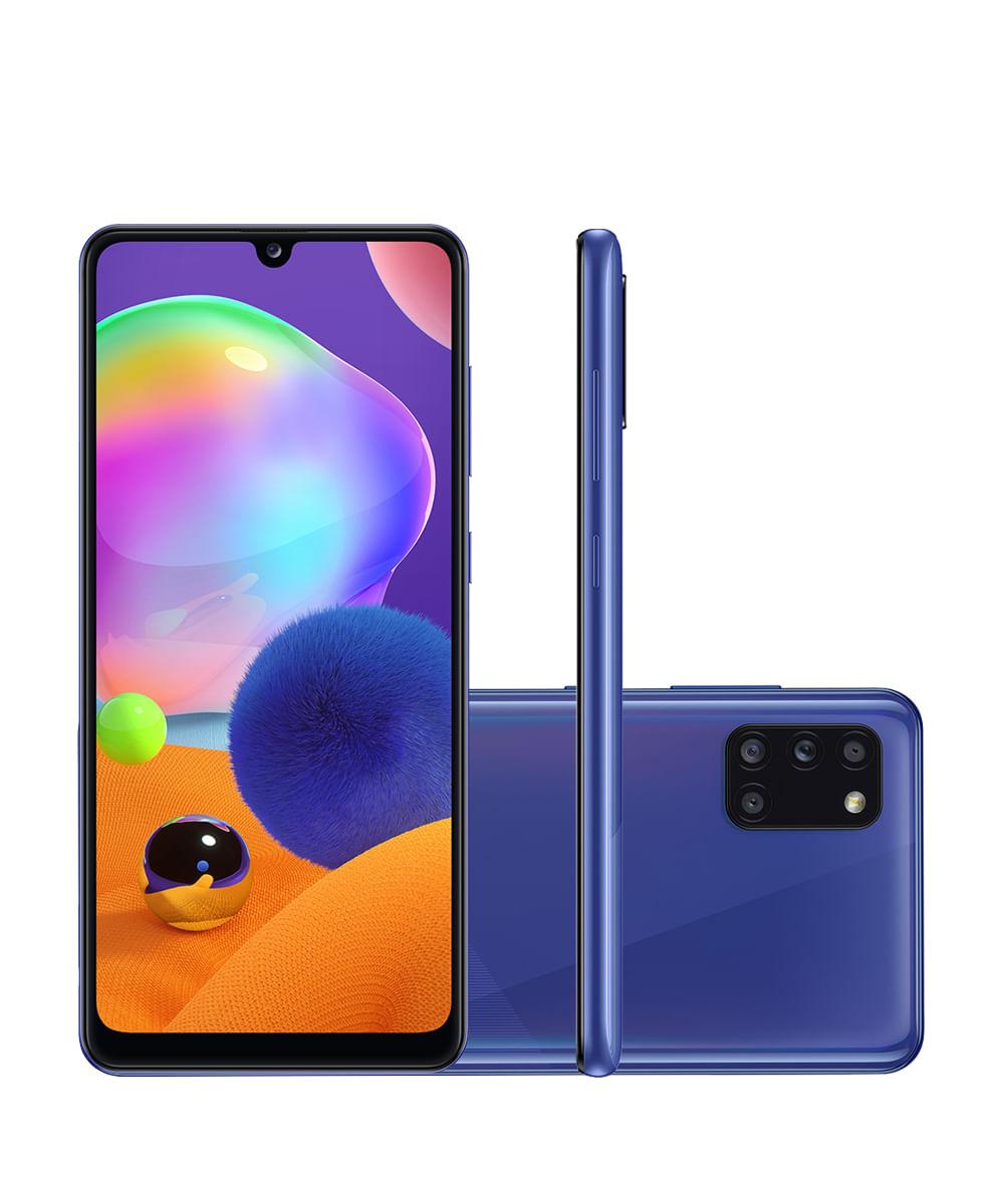 Smartphone Samsung SM-A315 Galaxy A31 128GB Azul