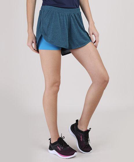 Short-Feminino-Esportivo-Ace-Running-Cintura-Media-com-Sobreposicao-Azul-Petroleo-9875370-Azul_Petroleo_1
