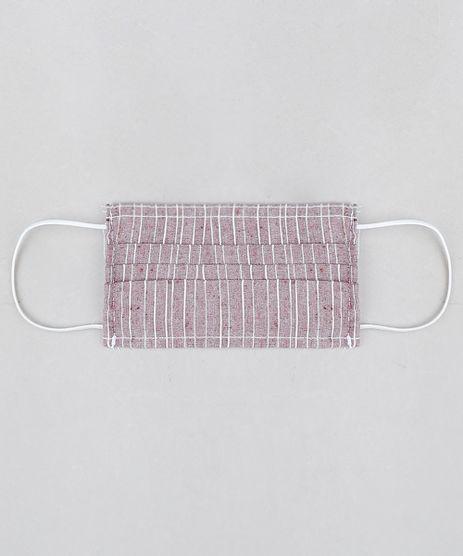 Mascara-de-Tecido-Reutilizavel-para-Protecao-Individual-Listrada-Vinho-9951297-Vinho_1
