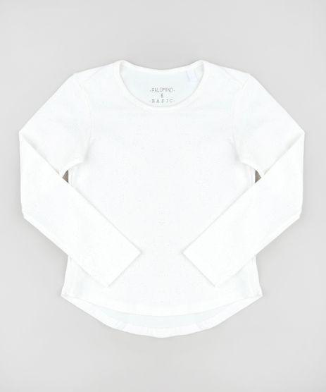 Blusa-Infantil-Basica-com-Glitter-Manga-Longa-Off-White-9927684-Off_White_1
