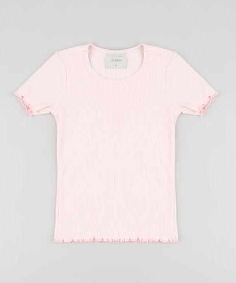 Blusa-Infantil-Basica-Canelada-Manga-Curta-Rosa-Claro-9927886-Rosa_Claro_1