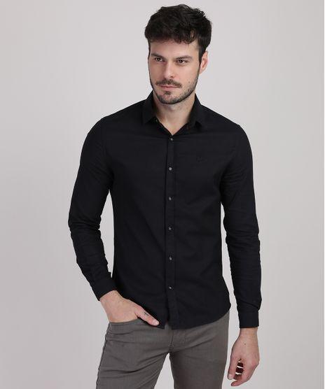 Camisa-Masculina-Slim-Manga-Longa-Preta-9921267-Preto_1