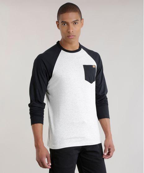 72263c51cca89 Camiseta-com-Bolso-Preta-8582091-Preto 1