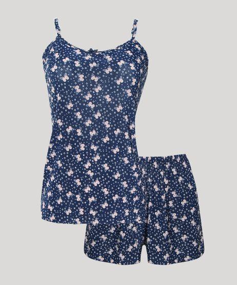 Short-Doll-Liganete-Feminino-Estampa-de-Borboletas-Azul-Marinho-9846559-Azul_Marinho_1