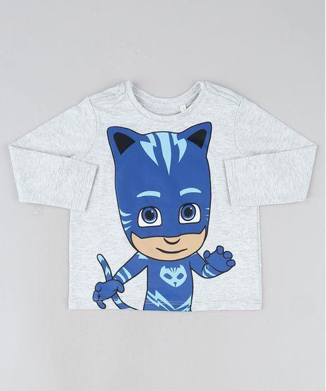 Camiseta-Infantil-Menino-Gato-Manga-Longa-Gola-Careca-Cinza-Mescla-Claro-9945051-Cinza_Mescla_Claro_1