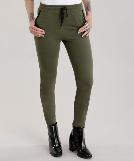Calca-em-Moletom-Verde-Militar-8638628-Verde_Militar_1