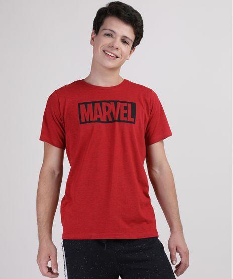 Camiseta-Juvenil-Marvel-Manga-Curta-Vermelha-9856978-Vermelho_1