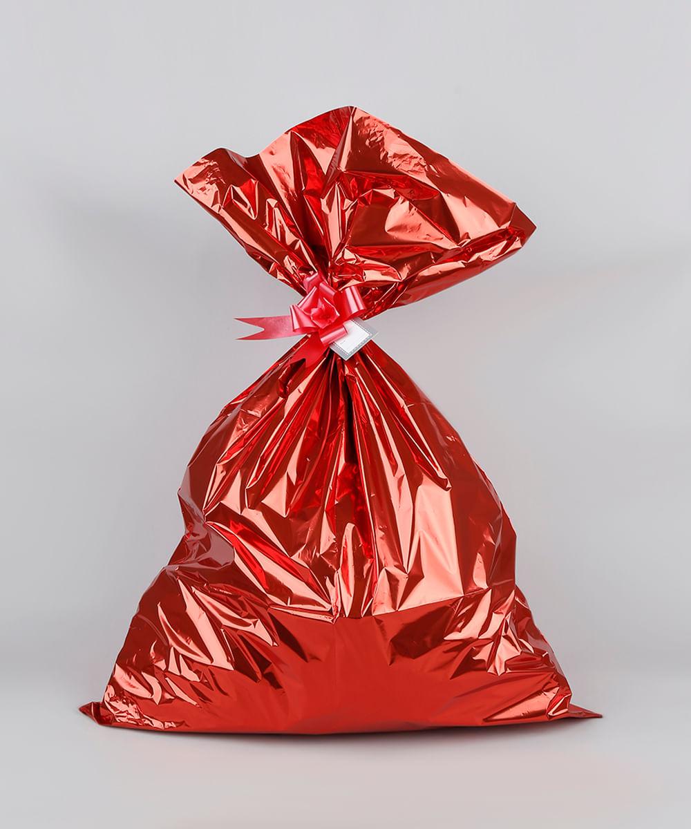 Kit de Embalagem para Presente Lisa 20x29CM Coral