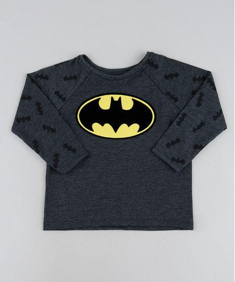 Camiseta-Infantil-Batman-Manga-Longa-Cinza-Mescla-Escuro-9945685-Cinza_Mescla_Escuro_1