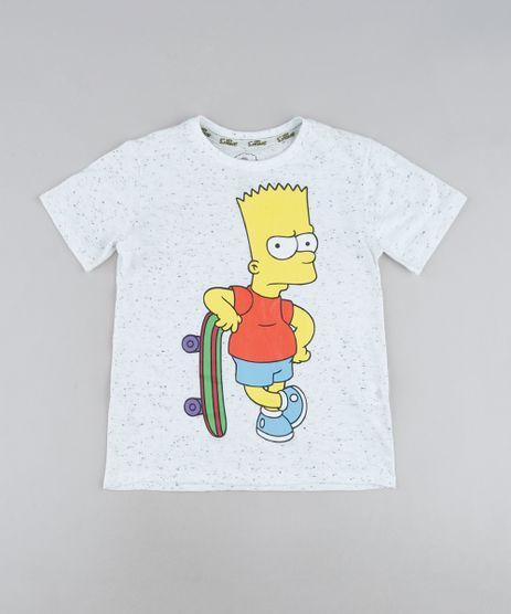 Camiseta-Infantil-Bart-Simpson-Manga-Curta-Off-White-9946392-Off_White_1