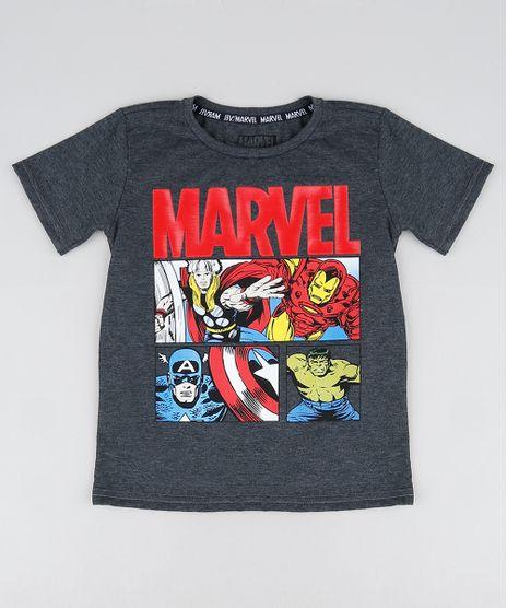 Camiseta-Infantil-Vingadores-Manga-Curta-Cinza-Mescla-Escuro-9944546-Cinza_Mescla_Escuro_1