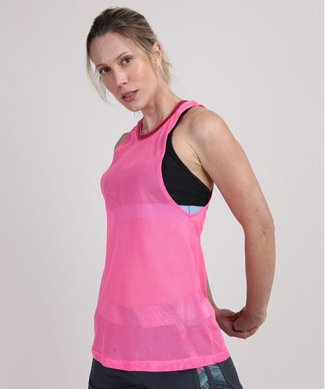 Regata-de-Tela-Feminina-Esportiva-Ace-Cavada-Decote-Redondo-Pink-9921703-Pink_1