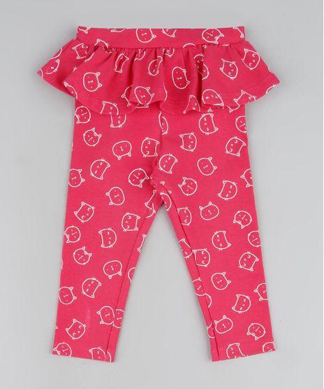 Calca-Legging-Infantil-Gatinhos-com-Babado-Pink-9919756-Pink_1