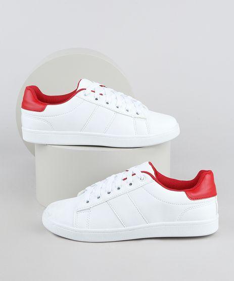 Tenis-Feminino-Oneself-com-Recorte-Branco-9944490-Branco_1