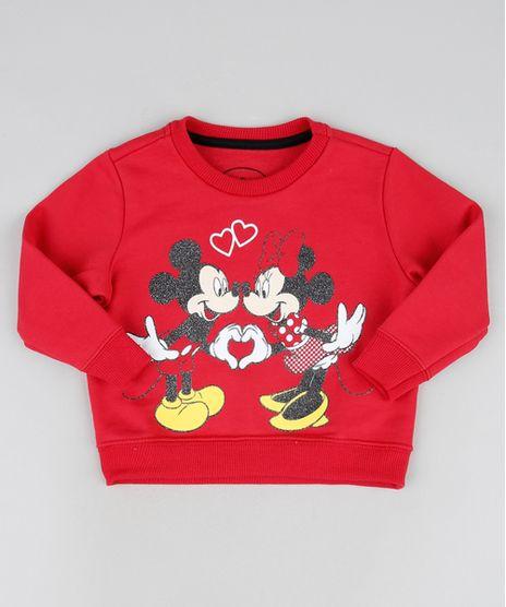 Blusao-de-Moletom-Infantil-Minnie-Vermelho-9944597-Vermelho_1
