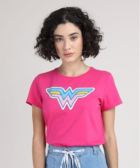 Blusa-Feminina-Mulher-Maravilha-Manga-Curta-Decote-Redondo-Pink-9951033-Pink_1