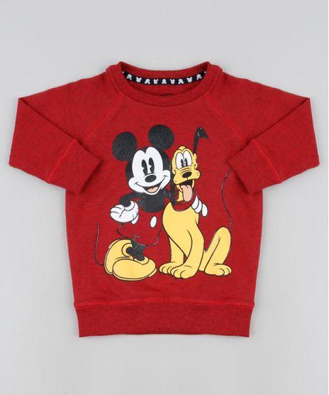Blusao-de-Moletom-Infantil-Mickey-e-Pluto-Vermelho-9947806-Vermelho_1