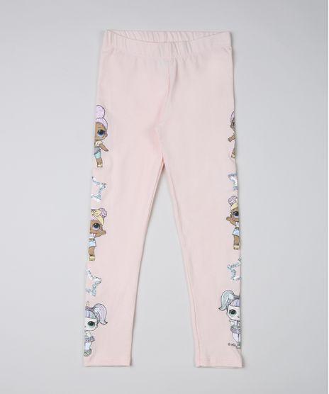 Calca-Legging-Infantil-LOL-Surprise-Rosa-Claro-9916765-Rosa_Claro_1