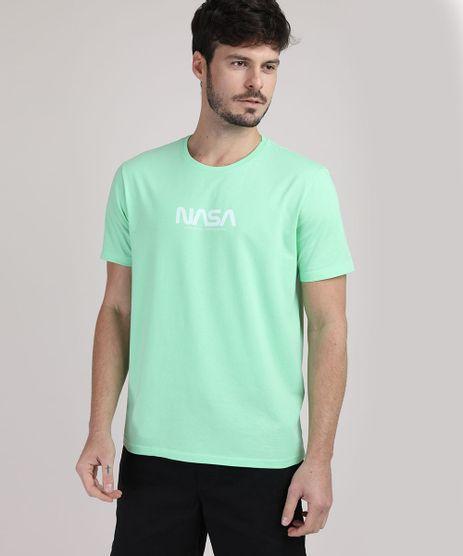 Camiseta-Masculina-NASA-Manga-Curta-Gola-Careca-Verde-Claro-9950971-Verde_Claro_1