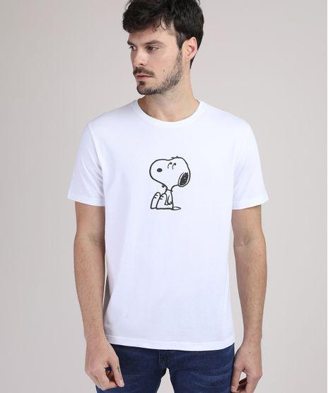 Camiseta-Masculina-Snoop-Manga-Curta-Gola-Careca-Branca-9948712-Branco_1