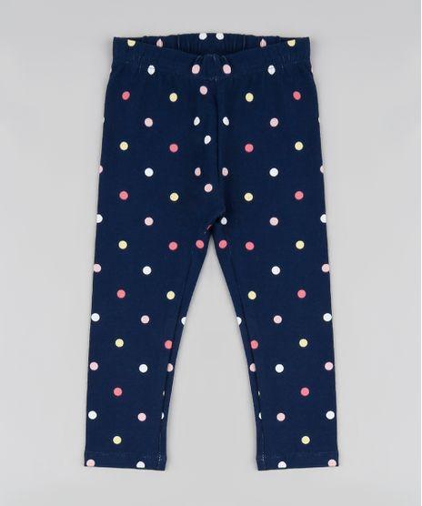 Calca-Legging-Infantil-Estampada-de-Poa-Azul-Marinho-9943370-Azul_Marinho_1