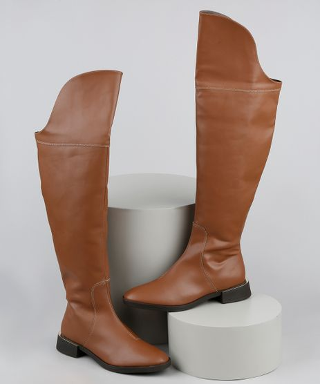 Bota-Feminina-Oneself-Montaria-Cano-Alto-Over-The-Knee-Caramelo-9948252-Caramelo_1