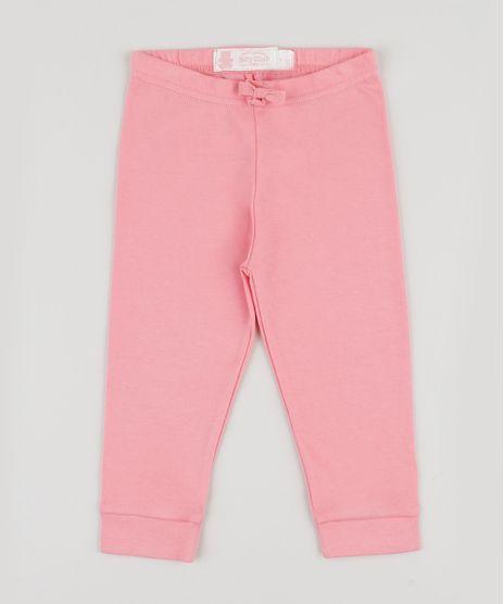 Calca-Legging-Infantil-Basica-com-Recorte-Rosa-9908654-Rosa_1