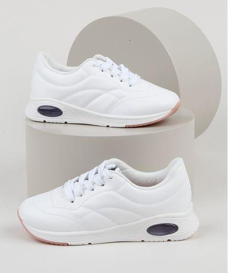 Tenis-Infantil-Molekinha-com-Costura-Aparente-Branco-9952677-Branco_1