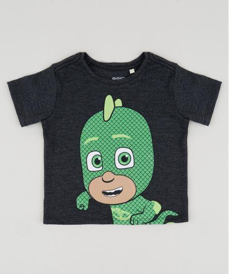 Camiseta-Infantil-PJ-Masks-Lagartixo-Manga-Curta-Cinza-Mescla-Escuro-9945350-Cinza_Mescla_Escuro_1