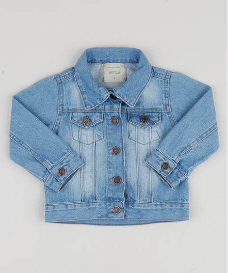 Jaqueta-Jeans-Infantil-com-Bolsos-Azul-Claro-9944066-Azul_Claro_1