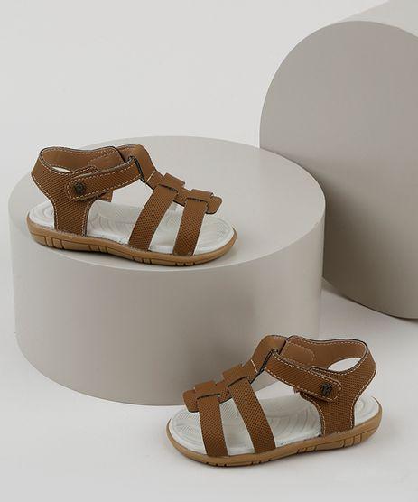 Sandalia-Papete-Infantil-Pimpolho-com-Velcro-Caramelo-9950262-Caramelo_1
