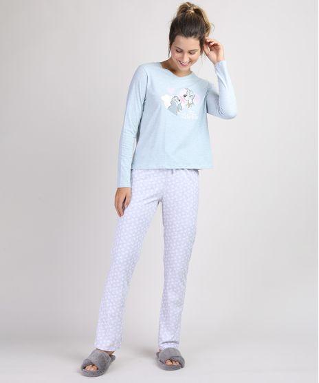 Pijama-Feminino-A-Dama-e-O-Vagabundo-Manga-Longa-Azul-Claro-9946855-Azul_Claro_1
