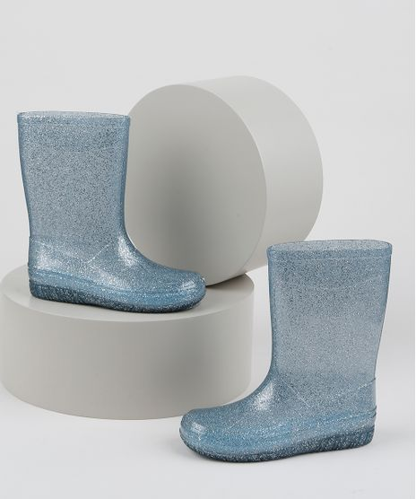Bota-Galocha-Infantil-Palomino-Transparente-com-Glitter-Azul-9952202-Azul_1