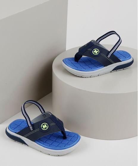 Chinelo-Infantil-Molekinho-com-Elastico-Azul-Escuro-9952690-Azul_Escuro_1