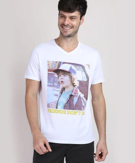 Camiseta-Masculina-Stranger-Things-Manga-Curta-Gola-V-Branca-9942102-Branco_1