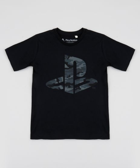 Camiseta-Infantil-Playstation-Manga-Longa-Preta-9949058-Preto_1