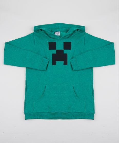Blusao-de-Moletom-Juvenil-Minecraft-Verde-9948297-Verde_1