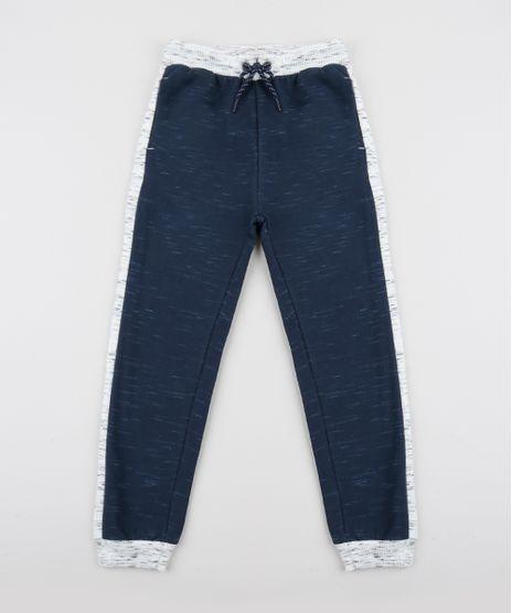 Calca-de-Moletom-Infantil-Jogger-Azul-Marinho-9799877-Azul_Marinho_1