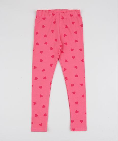 Calca-Legging-Infantil-Basica-Estampada-de-Coracoes-Rosa-9942629-Rosa_1