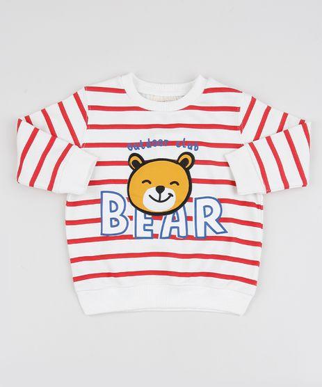 Blusao-de-Moletom-Infantil-Urso-Listrado-Off-White-9789301-Off_White_1
