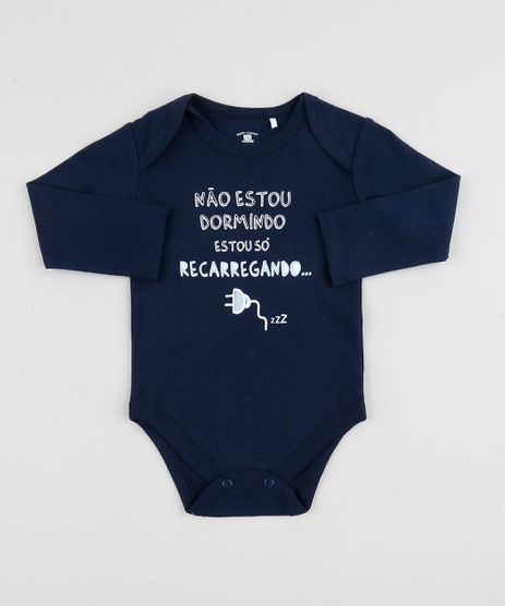 Body-Infantil--Nao-Estou-Dormindo-Estou-So-Carregando--Manga-Longa-Azul-Marinho-9842910-Azul_Marinho_1