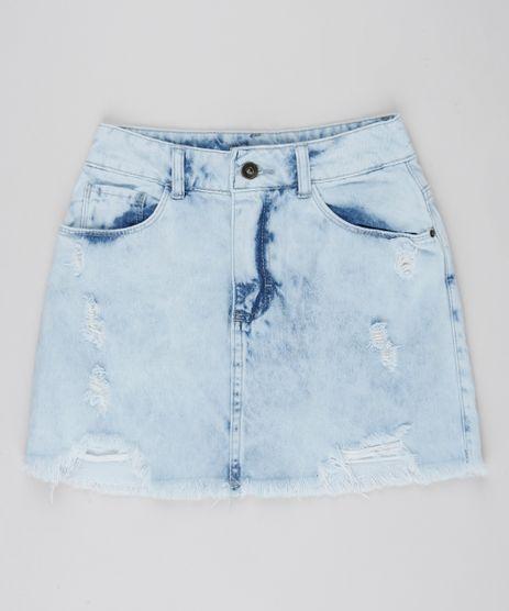 Saia-Jeans-Juvenil-Destroyed-Azul-Claro-9944357-Azul_Claro_1